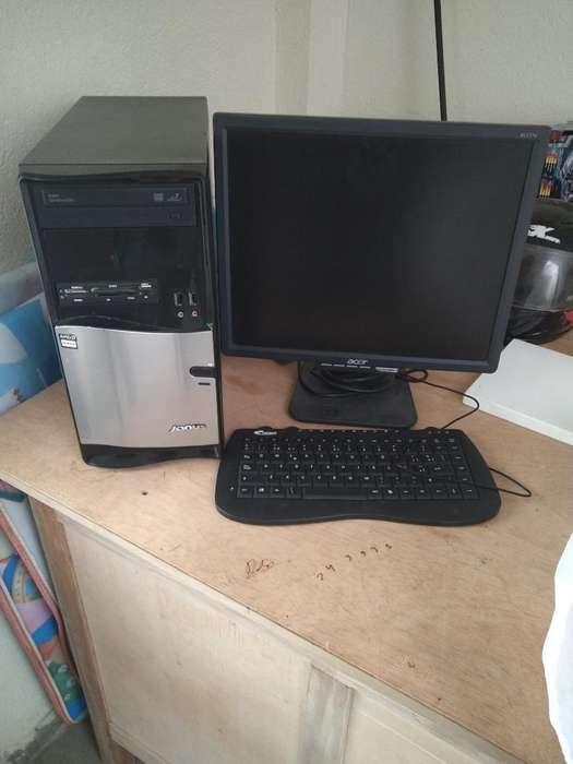 Vendo Computador de Mesa Muy Barato