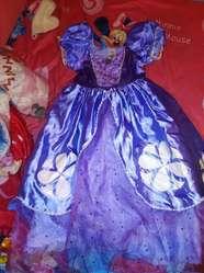 Disfraz Princesa Sofía Talla 7