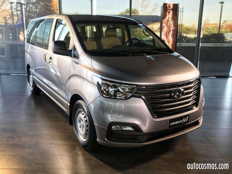 HYUNDAI H1 MINI BUS 111 asientos 2020 OCASION!