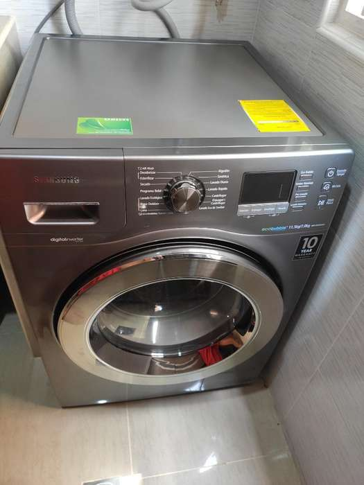 Lavadorasecadora Samsung Inverter 11,5 K