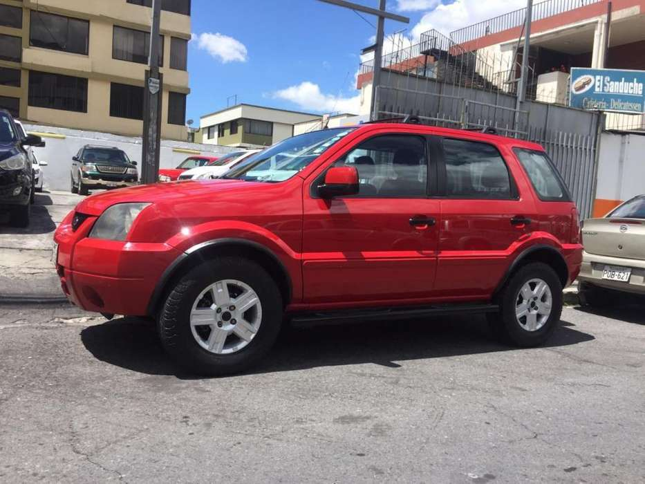 <strong>ford</strong> Ecosport 2007 - 162000 km
