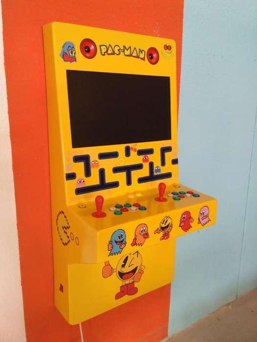 Maquinas Arcade Personalizadas