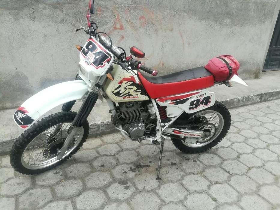 Honda Xr 250 Bien Conservada
