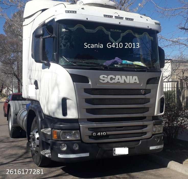 Scania G410 2013