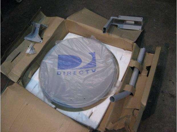 antenes parabolicas de dr tv
