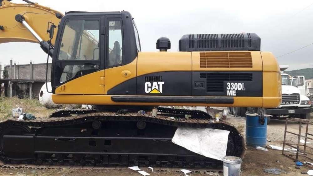 Cat 330D Año 2008