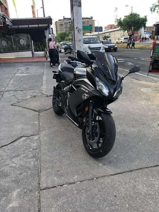 Ninja 650 Abs 2014