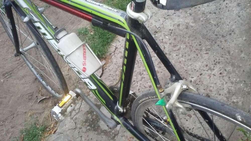 Bicicleta de competicin