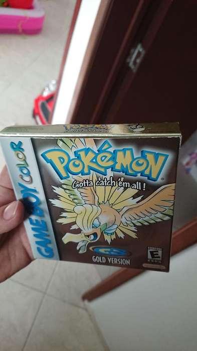 Pokemon Oro Completo