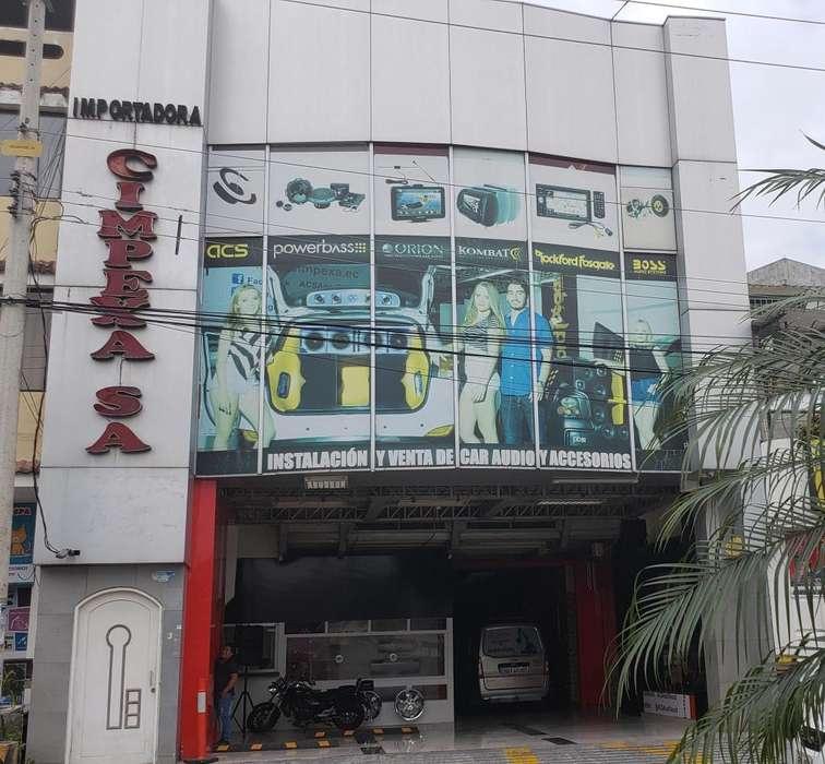 VENTA <strong>edificio</strong> COMERCIAL SAUCES IX - S. IBAÑEZ