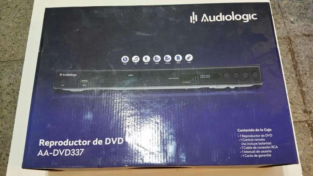 Reproductor de Dvd Nuevo