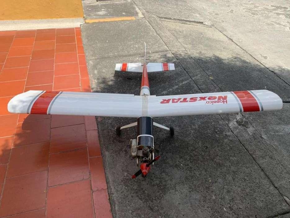 Avion a Control Remoto Aeromodelismo