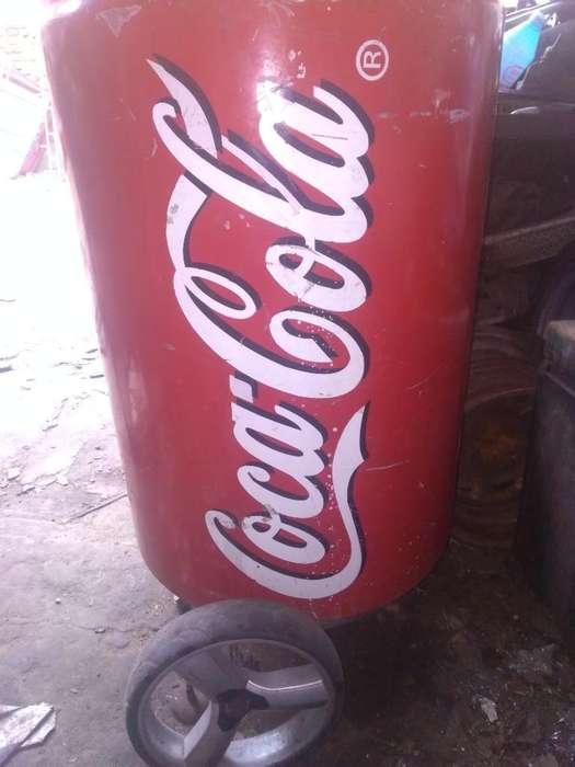 Vendo/cambio Nevera Coca Coa