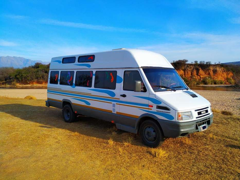 <strong>motorhome</strong> Iveco p/ 6 Personas - 38mil Kms
