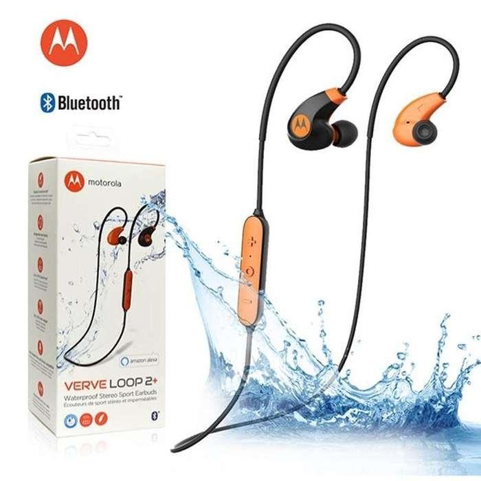 Manos libres <strong>bluetooth</strong> Motorola VERVE LOOP 2