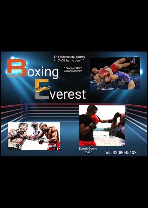 Boxeo, Aprende a Boxear Y a Luchar
