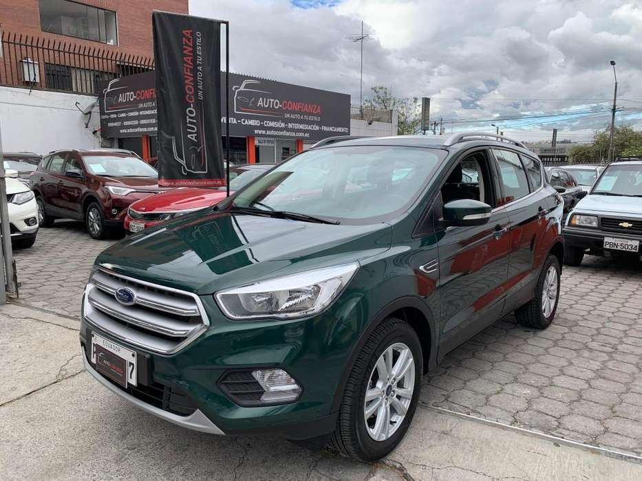 <strong>ford</strong> Escape 2018 - 3800 km