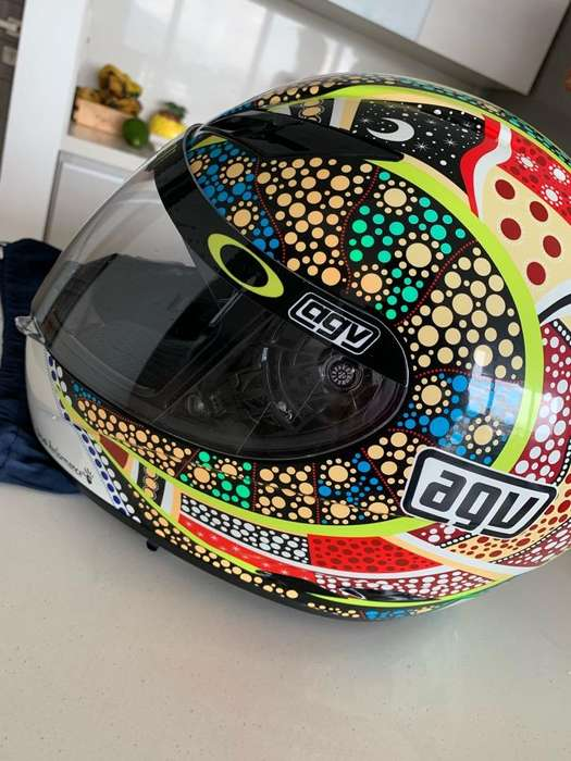 Casco Agv Dream Times