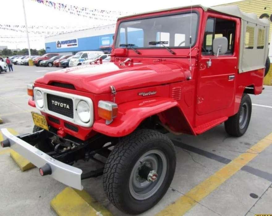 Toyota FJ 1979 - 164269 km