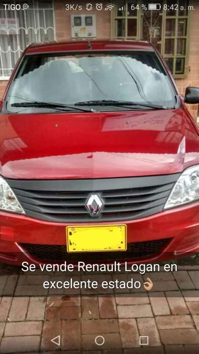 Renault Logan 2012 - 71000 km