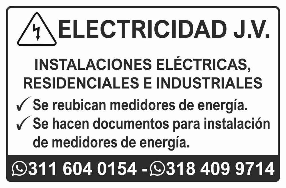 electricidad jv instalaciones