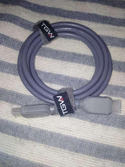 Cable Hdmi Tgw (mallado)