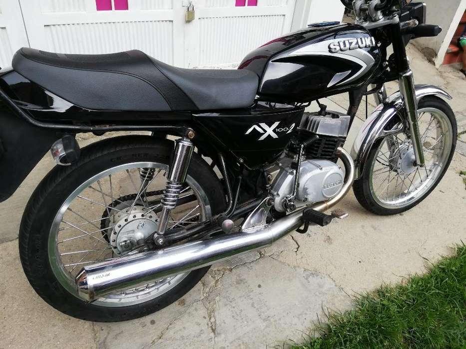 Barata Ax 100 Mod 2006 para Ya