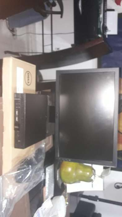 Dell Tyni Core I5 a 3.2 Ghz con Monitor