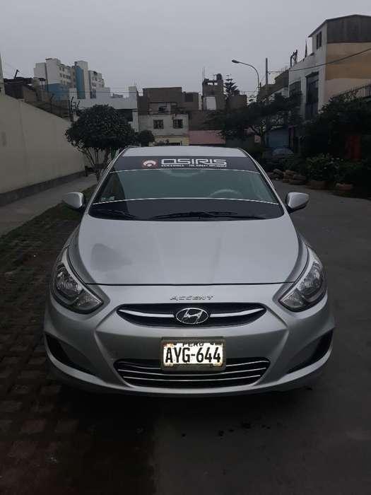 Hyundai Accent 2017 - 55000 km