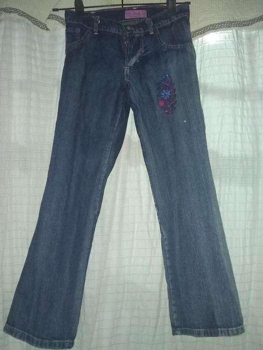 Jeans Talle 12 de Nena 350
