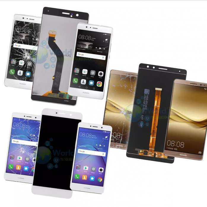 Display Pantalla Huawei P8 G7 Mate 7 8 9 Lite Gr3 Gr5