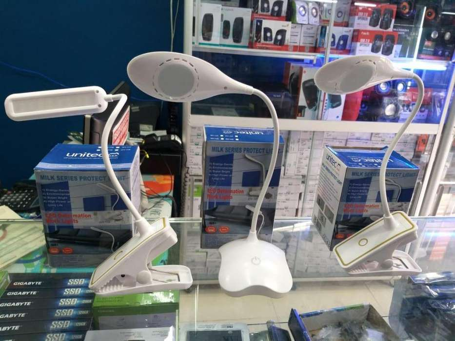 lampara led para computador de escritorio y portatil usb