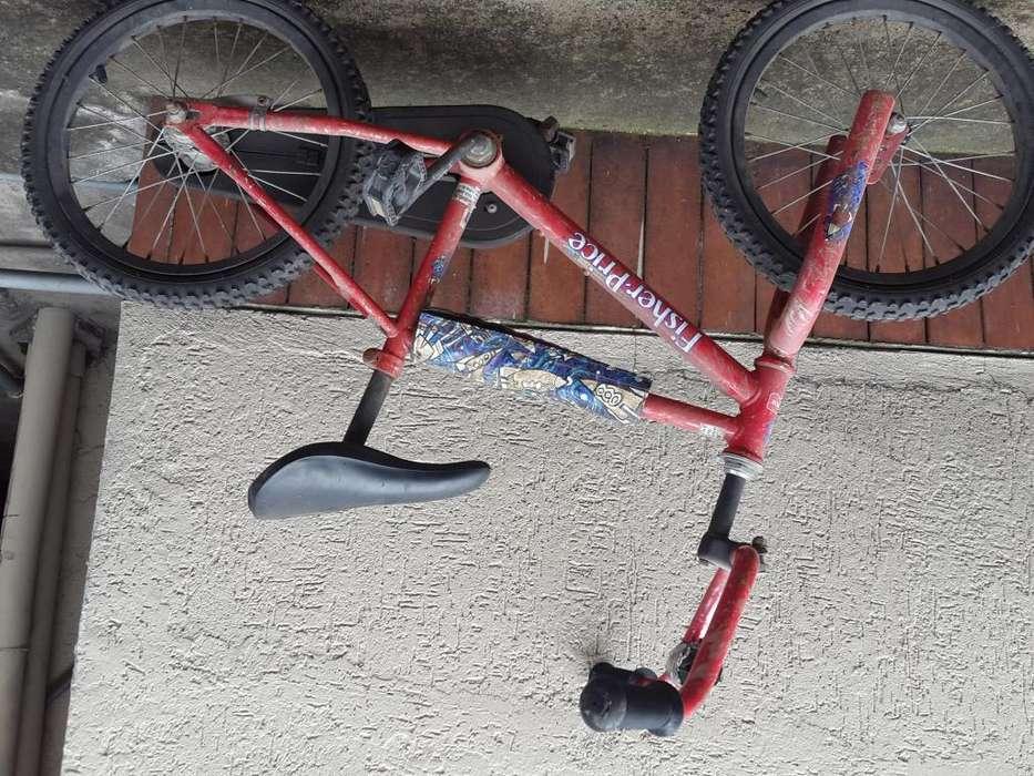 <strong>bicicleta</strong> para nios Fisher price