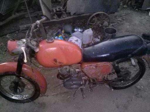 Puma cuarta serie 125cc
