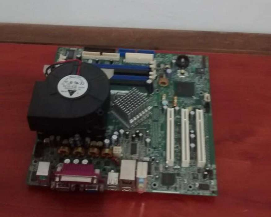 Mother Micro Intel 2.80ghz Socket 775