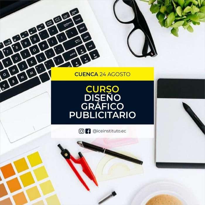 CURSO DISEÑO GRÁFICO PUBLICITARIO