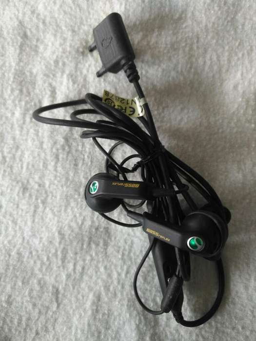 Audifonos Sony Ericson, Nokia, Samsung