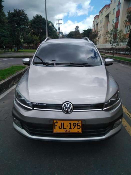 Volkswagen Crossfox 2018 - 3600 km