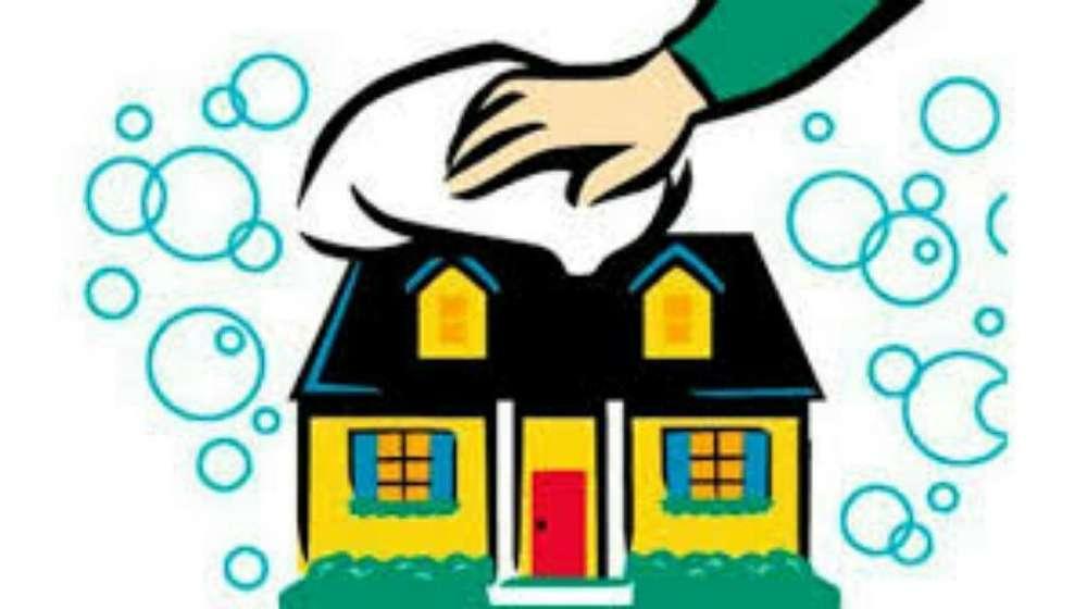 Servicio de Limpieza a Casas