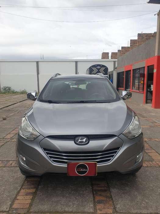 Hyundai Tucson ix-35 2010 - 102000 km
