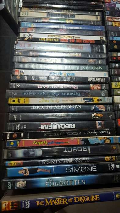 Lote de 150 Dvds Originales