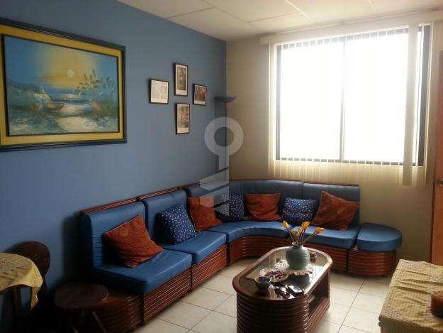 Alquiler Villa Salinas Urb. privada cómodamente amoblada