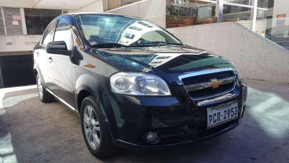 Chevrolet Aveo 2016 - 87000 km
