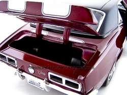 Autos A Escala De 1:18 oferta Chevrolet Camaro 1968 Z/28