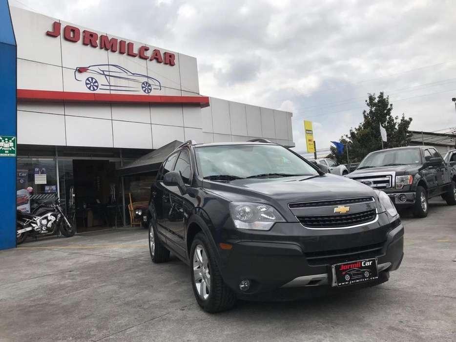 Chevrolet Captiva 2015 - 55058 km