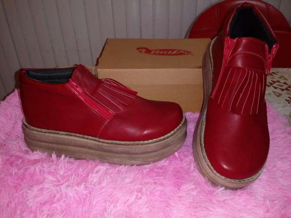 Zapatos color coral con cierre numero 39