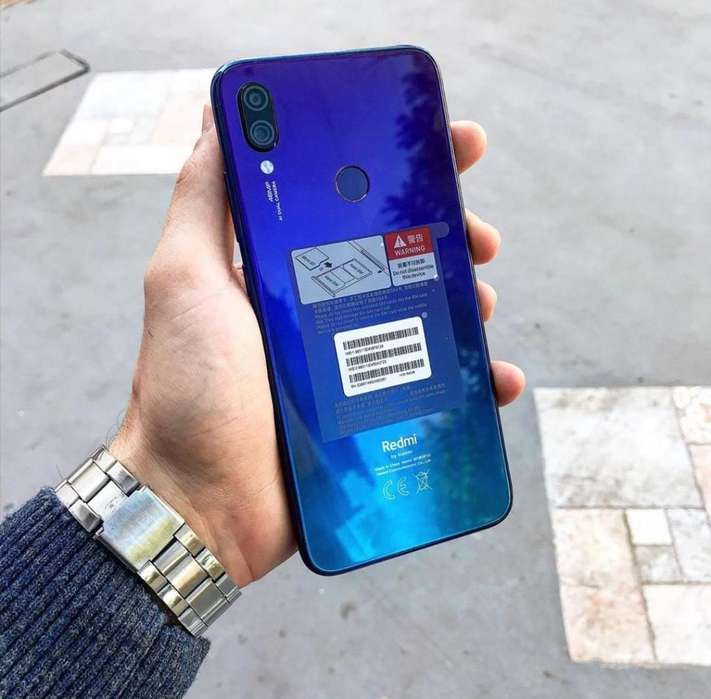 Xiaomi Redmi Note 7 128gb Nuevos Sellados