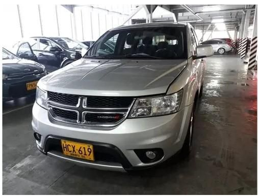 DODGE JOURNEY SE AUT 2.4 7P