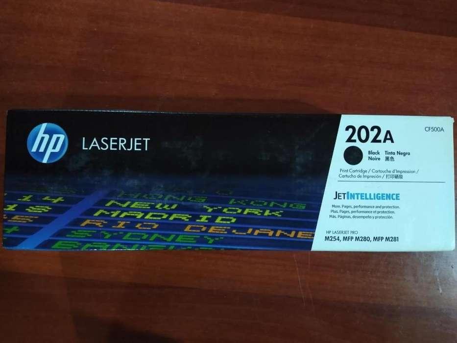 TONER hp LASERJET PRO 202A