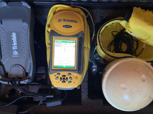 GPS TRIMBLE GEO XH